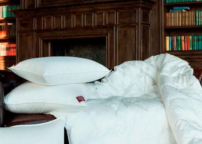 Подушка з гусячого пуху: плюси і мінуси