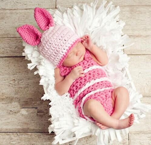 Одяг для фотосесії новонародженої дівчинки