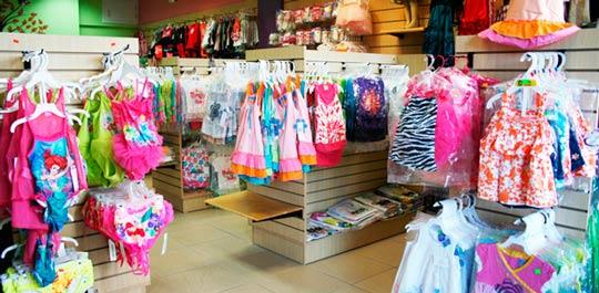 Хочу стати підприємцем: правильна торгівля дитячим одягом