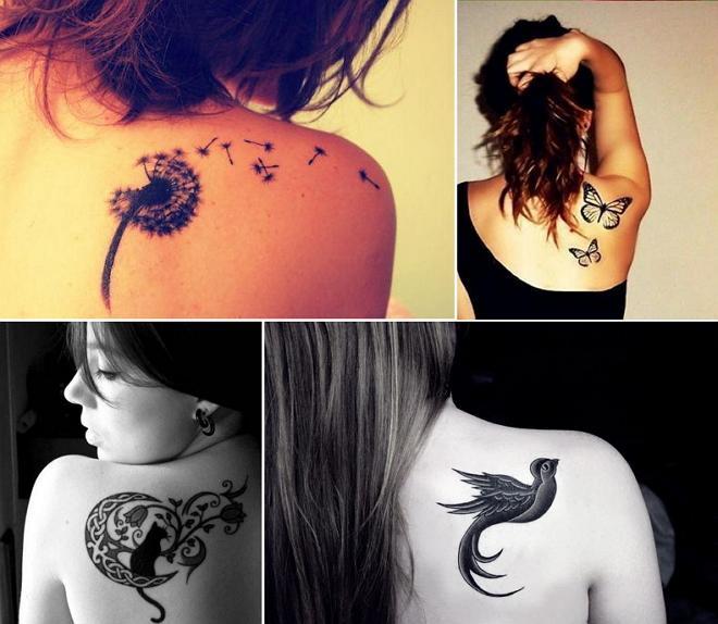 «Татуировки на спине» в Яндекс. Коллекциях 79
