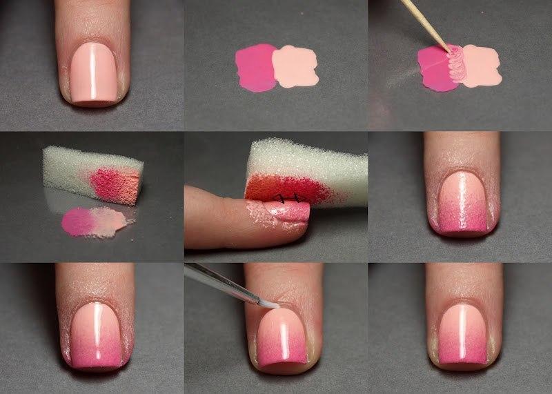 Дизайн для ногтей в домашних условиях