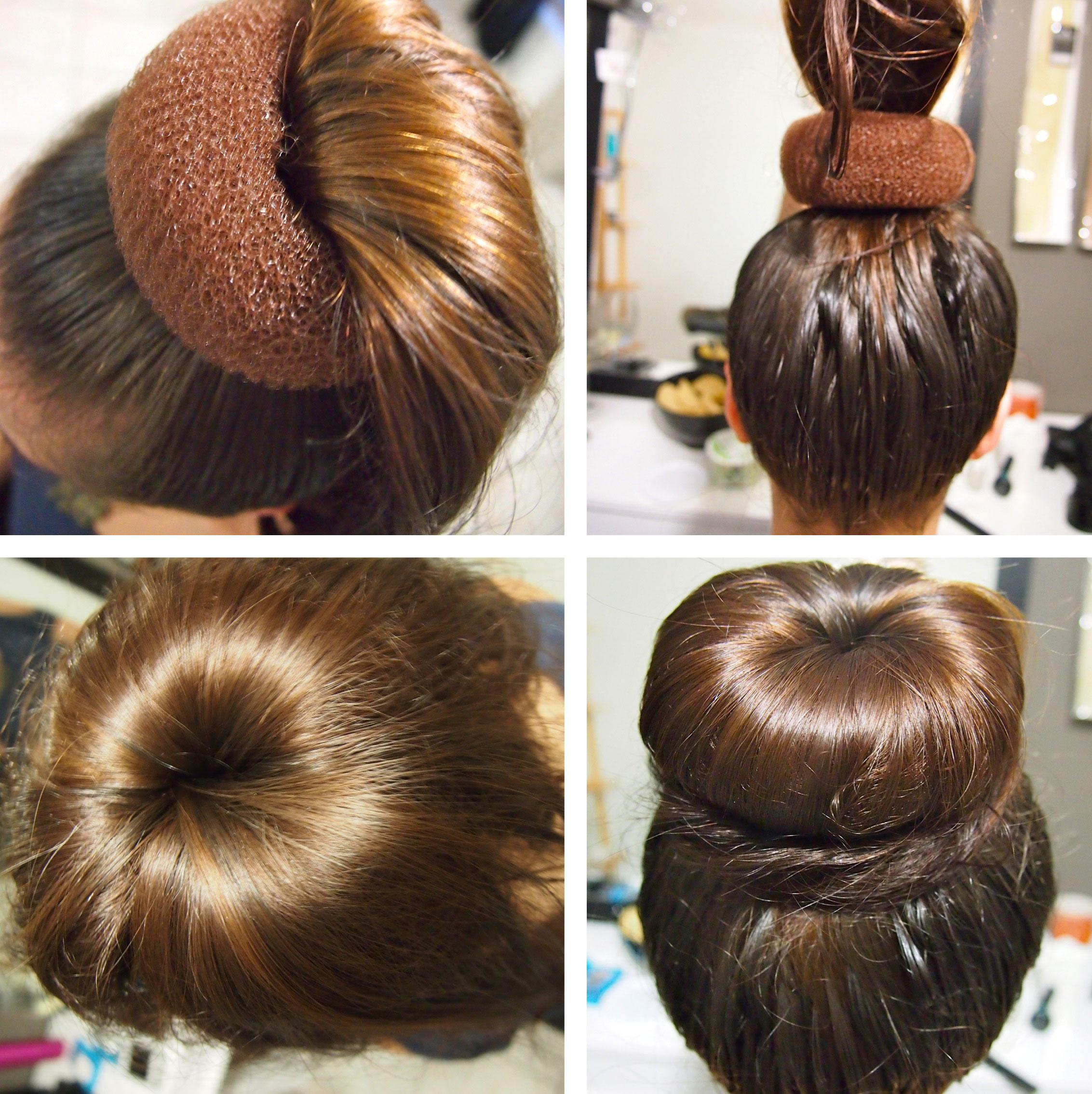 Как правильно сделать гульку из волос