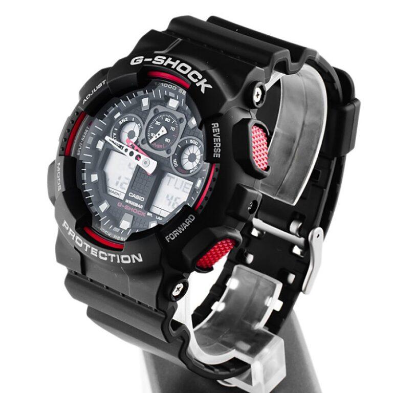 Кращий годинник — це Casio G Shock